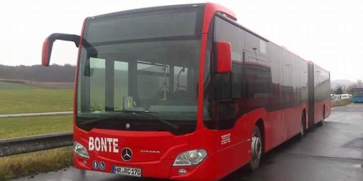Conductores de Autobus para Alemania