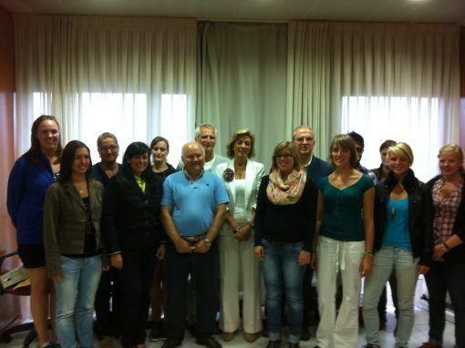 Intercambio Leonardo da Vinci Fisioterapia y Terapia Ocupacional