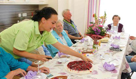 Auxiliar de Enfermería en Residencias Geriátricas de Alemania